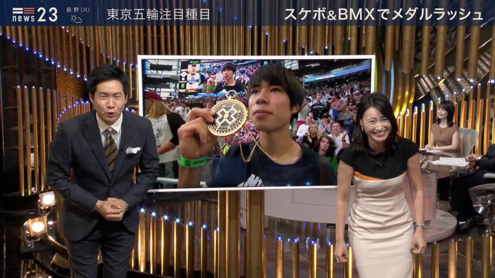 2019年08月05日小川彩佳の画像25枚目