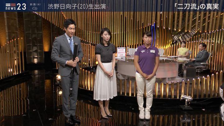 2019年08月06日小川彩佳の画像12枚目