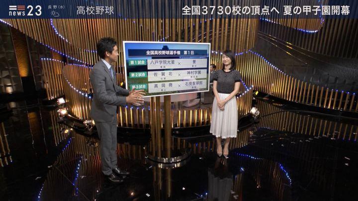 2019年08月06日小川彩佳の画像20枚目