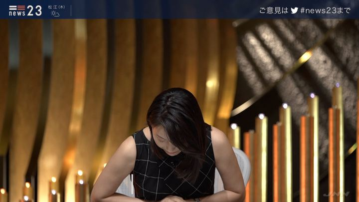 2019年08月07日小川彩佳の画像02枚目