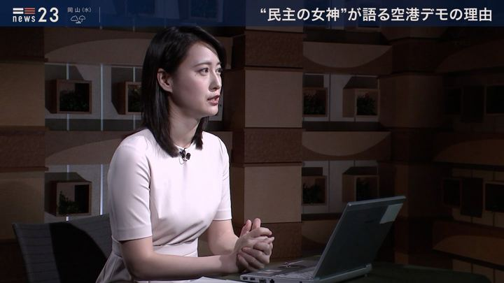 2019年08月13日小川彩佳の画像07枚目