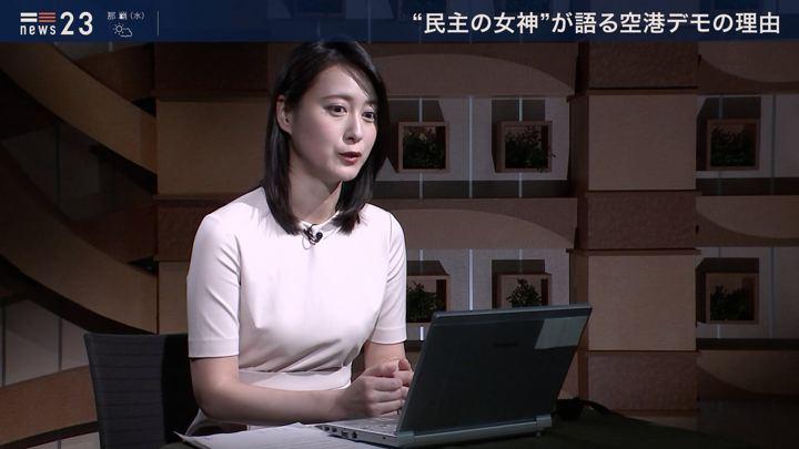 2019年08月13日小川彩佳の画像08枚目