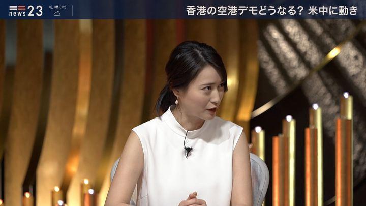 2019年08月14日小川彩佳の画像07枚目