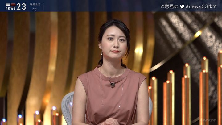 2019年08月23日小川彩佳の画像01枚目