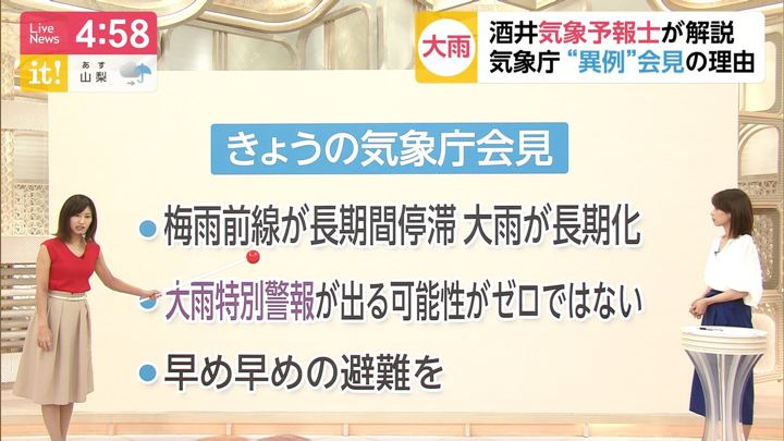 2019年07月02日酒井千佳の画像01枚目