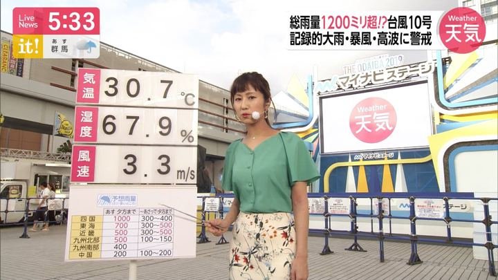 2019年08月14日酒井千佳の画像05枚目