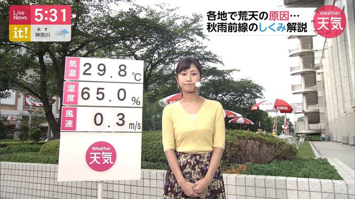 2019年08月22日酒井千佳の画像02枚目