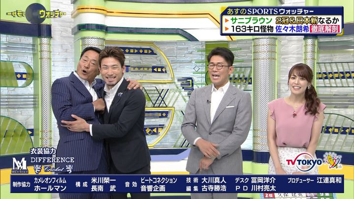 2019年06月29日鷲見玲奈の画像27枚目