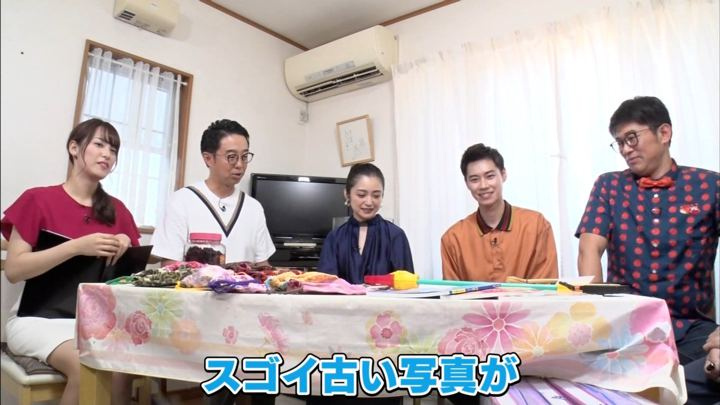 2019年07月10日鷲見玲奈の画像10枚目