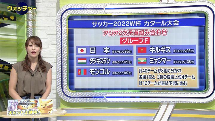 2019年07月17日鷲見玲奈の画像06枚目