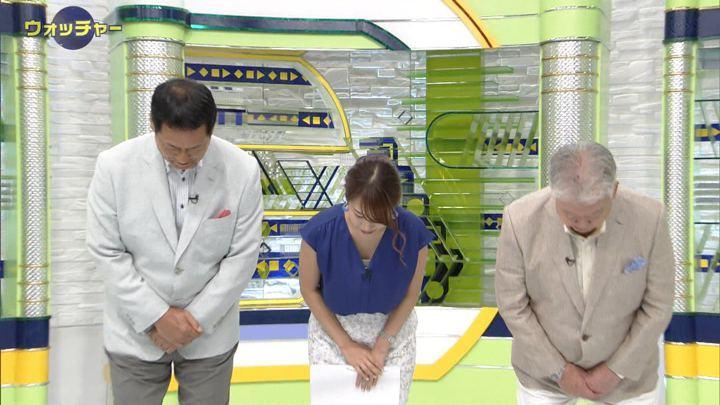 2019年08月10日鷲見玲奈の画像10枚目