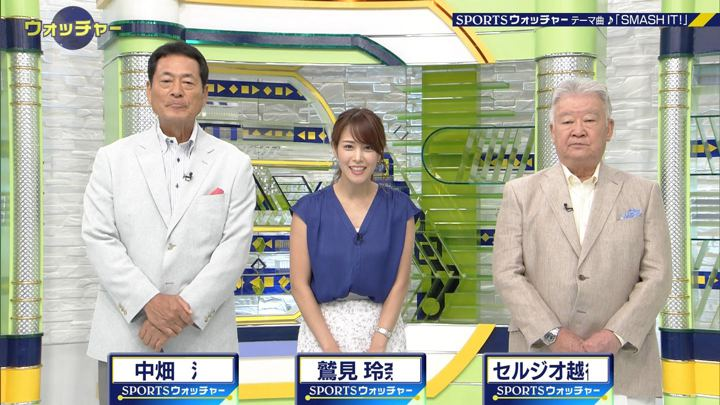 2019年08月10日鷲見玲奈の画像11枚目
