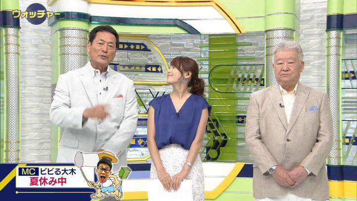 2019年08月10日鷲見玲奈の画像12枚目