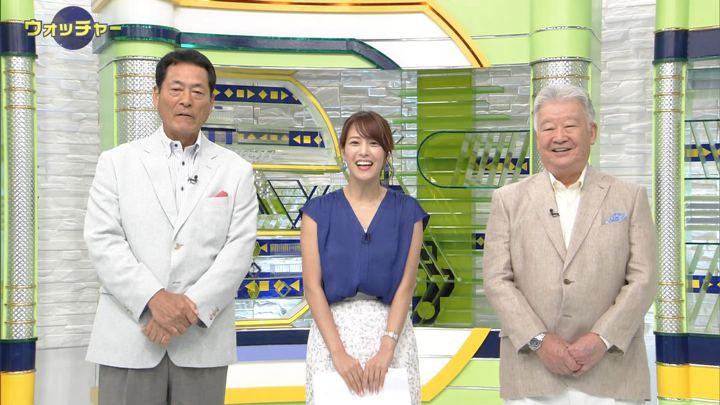 2019年08月10日鷲見玲奈の画像13枚目