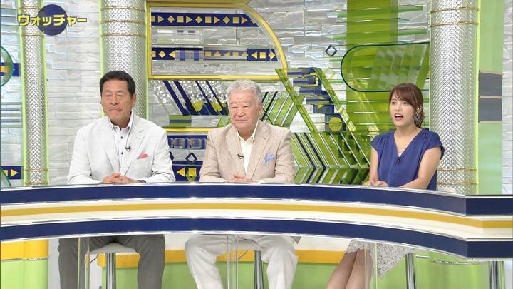 2019年08月10日鷲見玲奈の画像18枚目