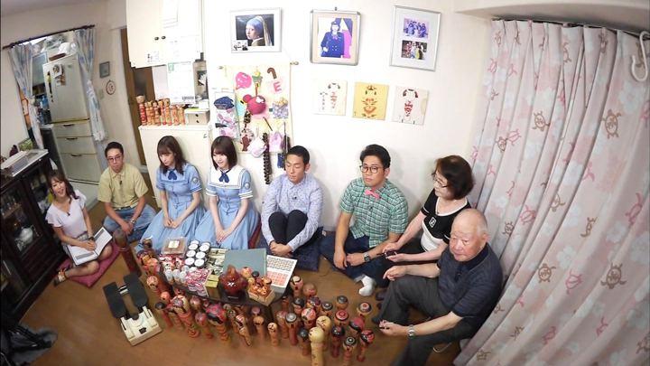 2019年08月14日鷲見玲奈の画像01枚目