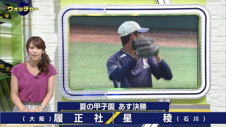 2019年08月21日鷲見玲奈の画像04枚目