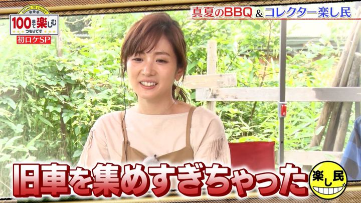 2019年08月03日高島彩の画像01枚目