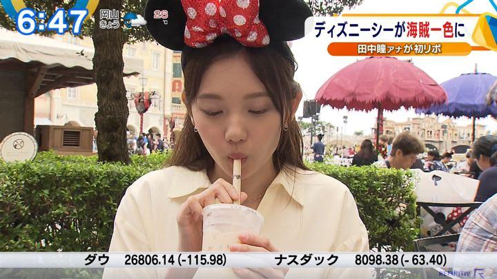 2019年07月09日田中瞳の画像13枚目