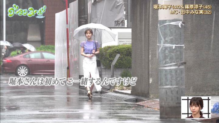 2019年06月25日田中みな実の画像05枚目