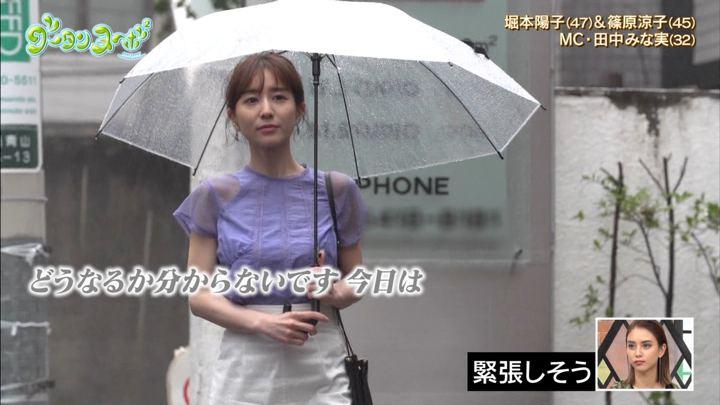 2019年06月25日田中みな実の画像06枚目