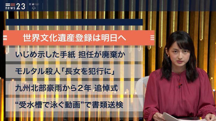 2019年07月05日山本恵里伽の画像04枚目