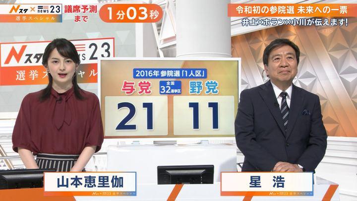 2019年07月21日山本恵里伽の画像01枚目