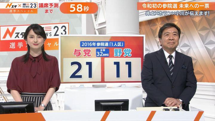 2019年07月21日山本恵里伽の画像02枚目