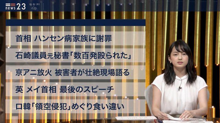 2019年07月24日山本恵里伽の画像03枚目