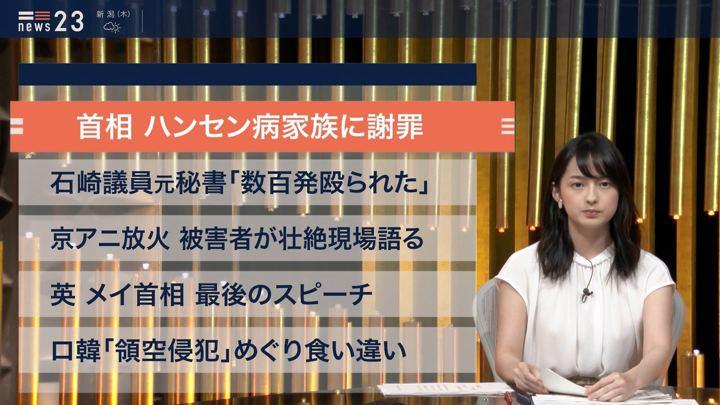 2019年07月24日山本恵里伽の画像04枚目