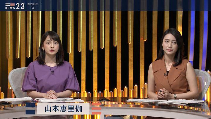 2019年08月01日山本恵里伽の画像01枚目