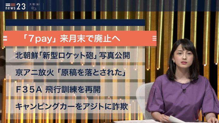 2019年08月01日山本恵里伽の画像05枚目
