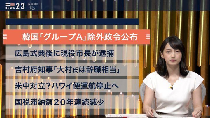 2019年08月07日山本恵里伽の画像15枚目
