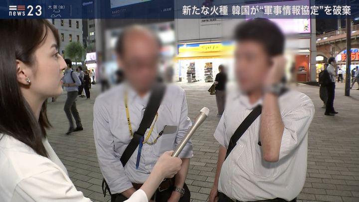 2019年08月22日山本恵里伽の画像01枚目