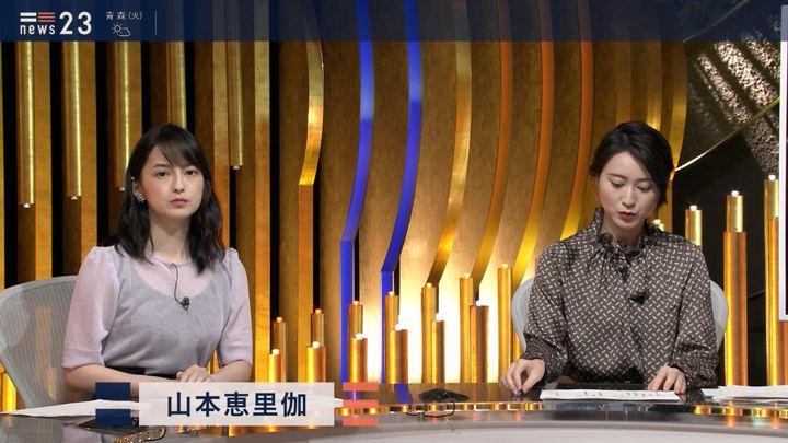 2019年08月26日山本恵里伽の画像03枚目