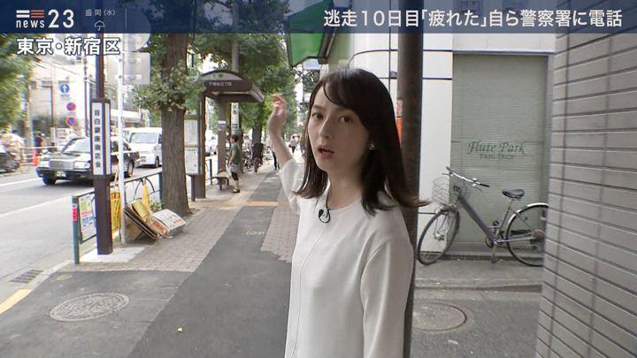 2019年08月27日山本恵里伽の画像02枚目