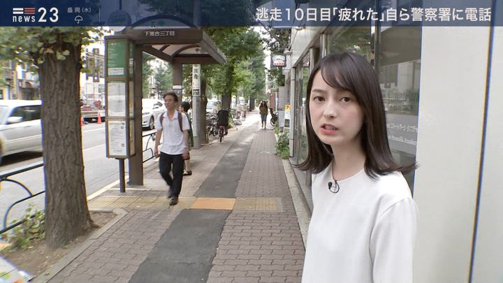 2019年08月27日山本恵里伽の画像05枚目