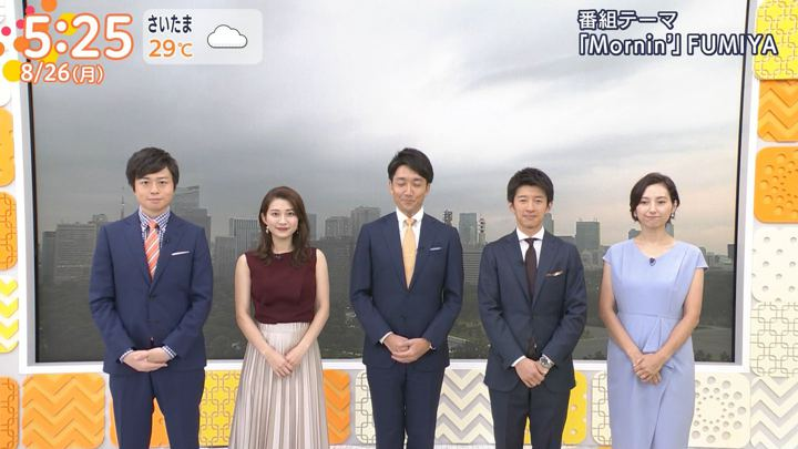 2019年08月26日山本里菜の画像01枚目