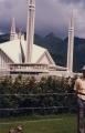イスラマバードのモスク
