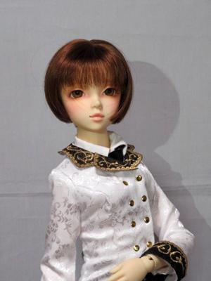 刺繍ロング白SD13-2