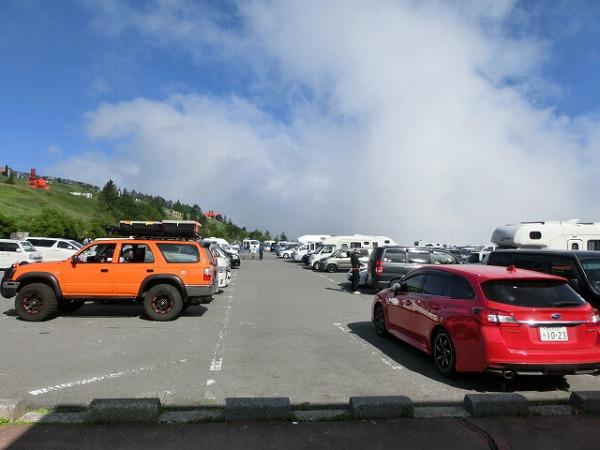 真夏の美ヶ原と霧ヶ峰 054