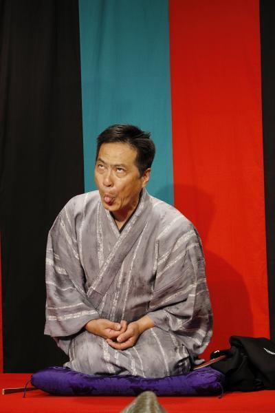 坂東愚か塾花團治1