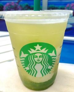 NRDD8021香る煎茶×グリーンアップル