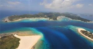 無人島でシュノーケリング、1人死亡NUvJzEGW
