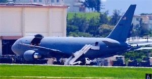 次世代型の空中給油機KC46Kz7SigZP
