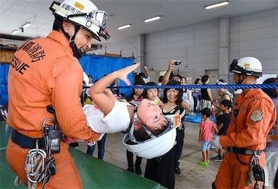 「消防士は格好いい」56192ccf87cf65e81c5982392ed6c55c