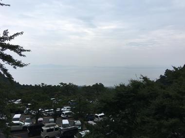 琵琶湖テラス 涼しい 避暑地 夏休み 旅行 豊川 御津 花屋
