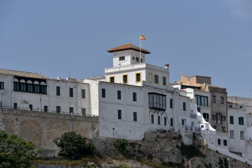 Governors House in Mahon