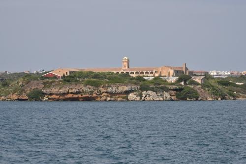 Hospital Island Mahon