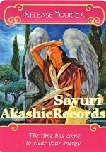 アカシックレコードリーダーさゆり Release Your Ex アカシックレコードリーディング